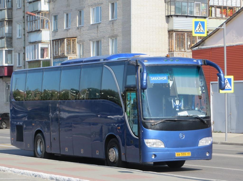 Курган. Golden Dragon XML6129E1A Grand Cruiser ав555