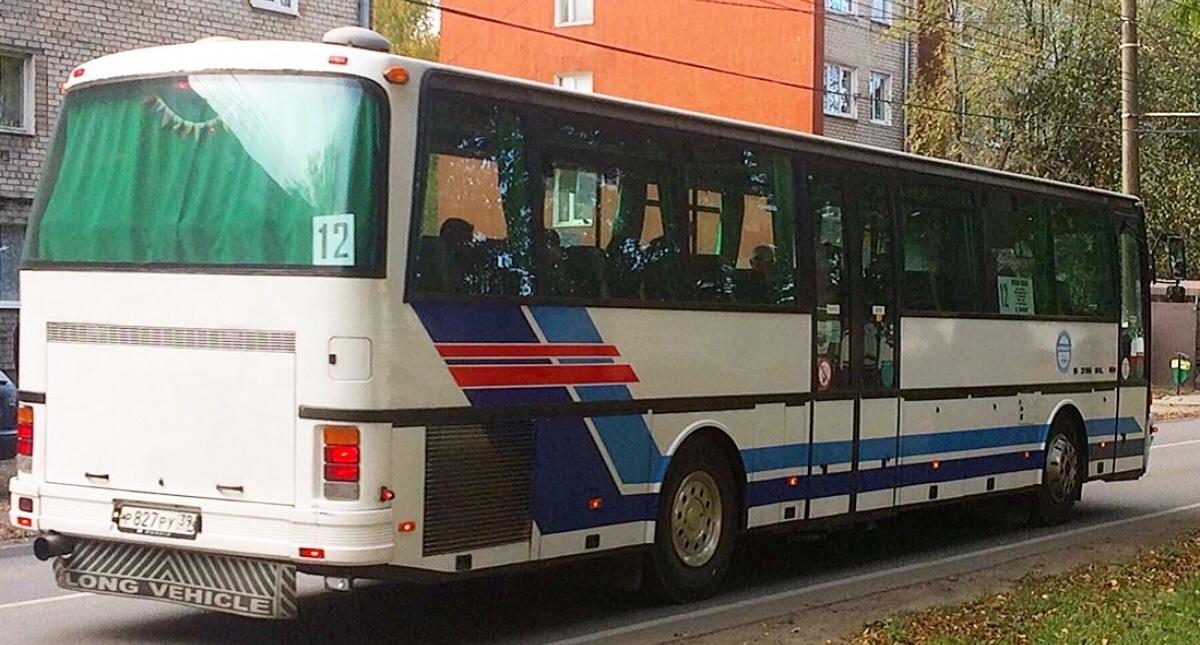 Калининград. Setra S215ÜL р827ру