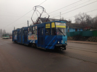 Житомир. Tatra KT4SU №35