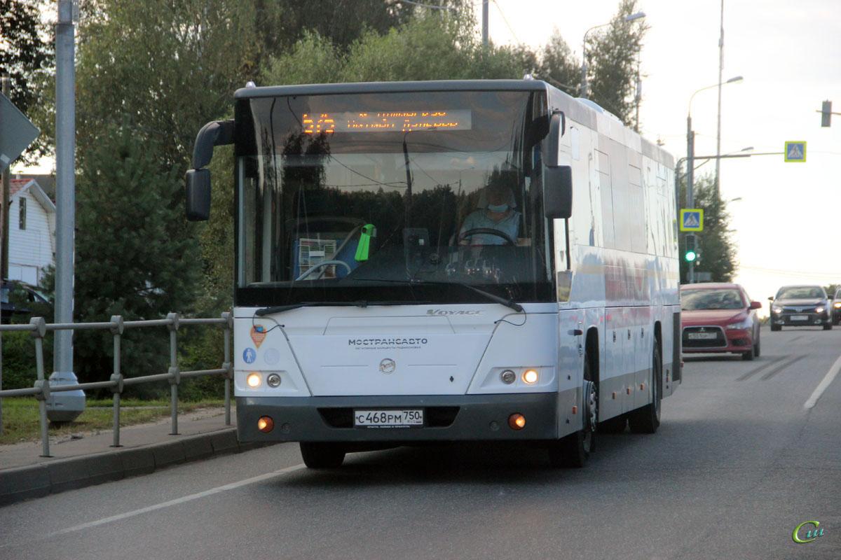 Москва. ЛиАЗ-5250 с468рм