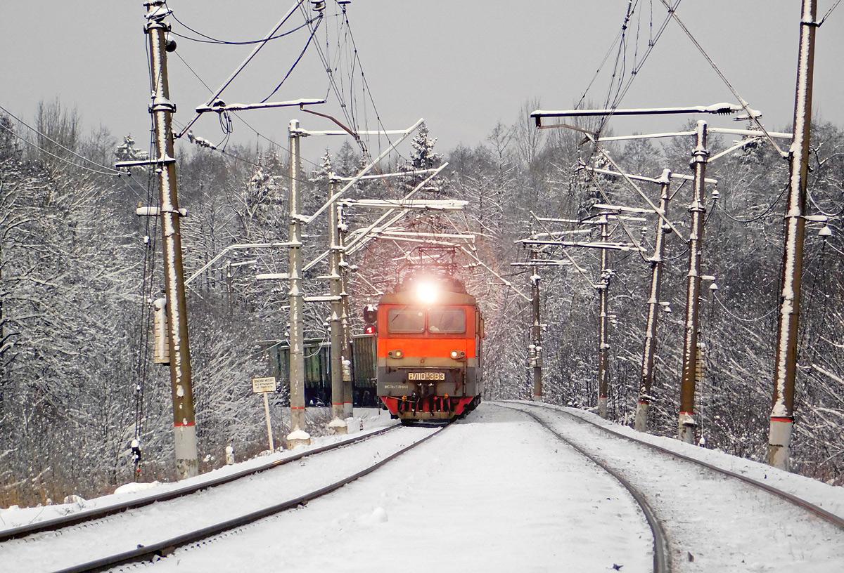 Московская область. ВЛ10к-383