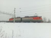 Чебаркуль. ВЛ10у-729