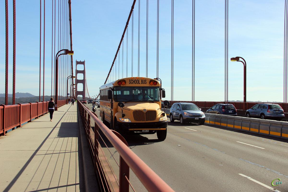 Сан-Франциско. IC CE 6AMV428