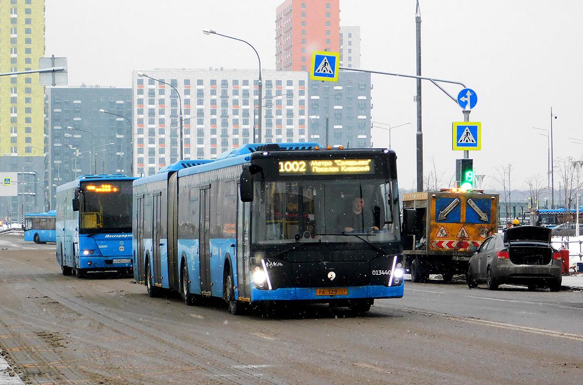 Москва. ЛиАЗ-6213.65 ра129