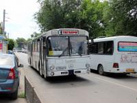 Таганрог. Mercedes-Benz O307 х107не, Hyundai County LWB ак646