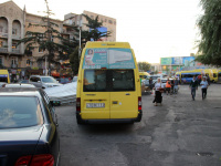 Тбилиси. Avestark (Ford Transit) TBM-130