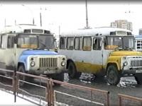 Тамбов. Автобусы КАвЗ