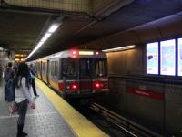 Бостон. Bombardier Red Line Type 3 № 01862