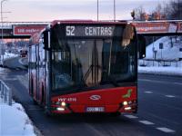 Вильнюс. Solaris Urbino IV 12 KOS 189