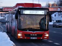 Вильнюс. MAN A23 Lion's City G NG313 CNG LMR 681