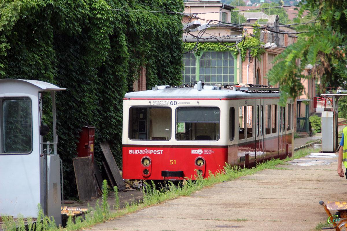 Будапешт. SGP G/T1G №51