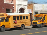 Нью-Йорк. Corbeil Minibus 89175, Starcraft Quest №RV770