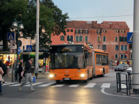 Венеция. MAN A23 NG313 BN 396PF