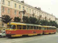 Каменское. Tatra T3SU №642, Tatra T3SU №641