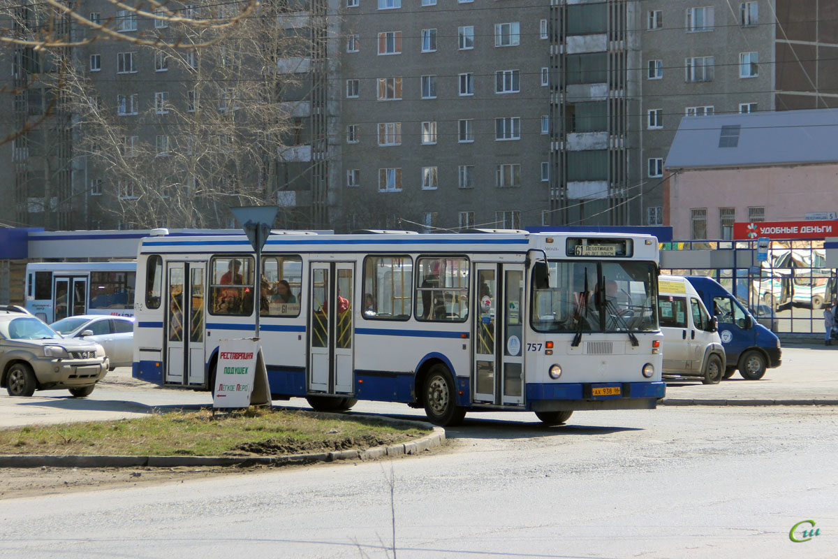 Екатеринбург. ЛиАЗ-5256.40 ах938