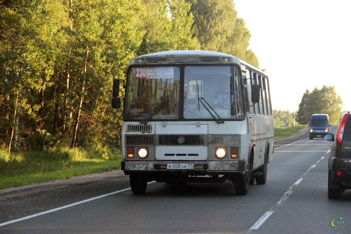Иваново. ПАЗ-4234 а408оа