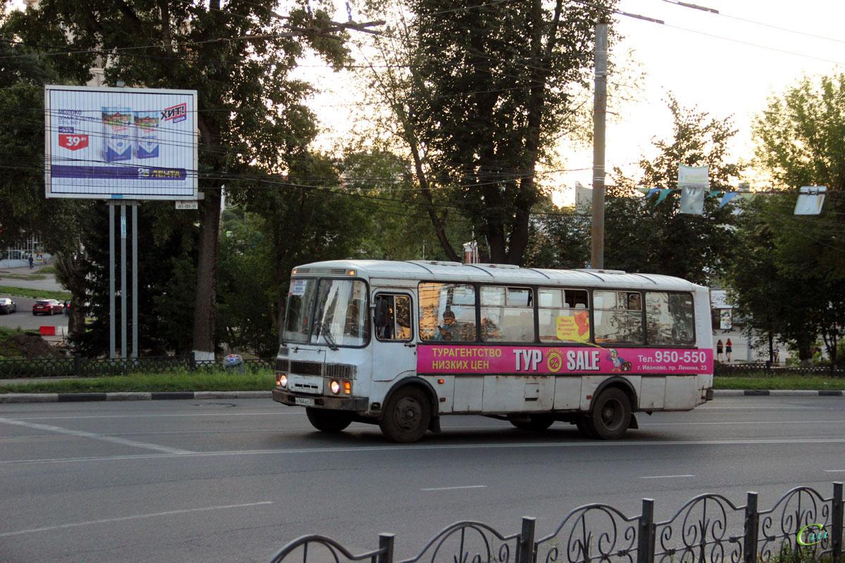 Иваново. ПАЗ-4234 н144кс