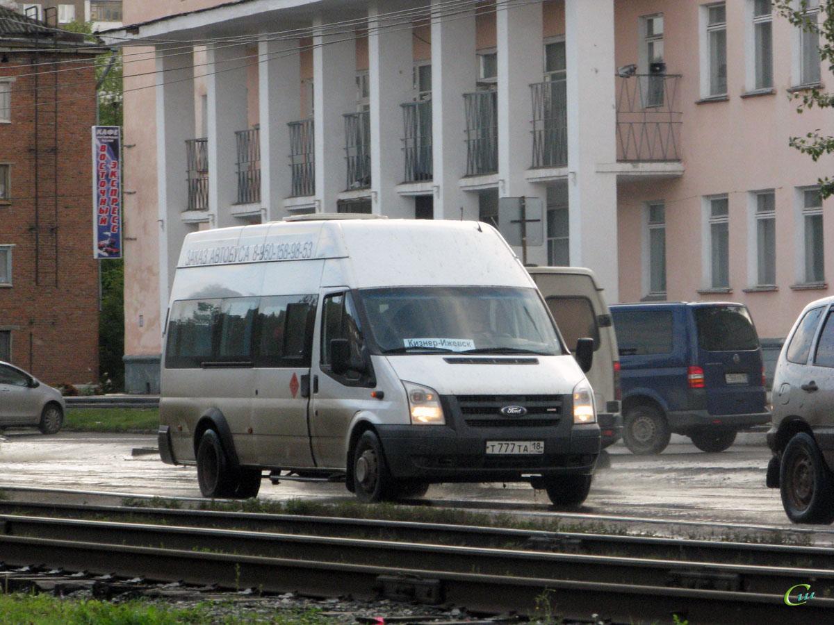 Ижевск. Нижегородец-2227 (Ford Transit) т777та