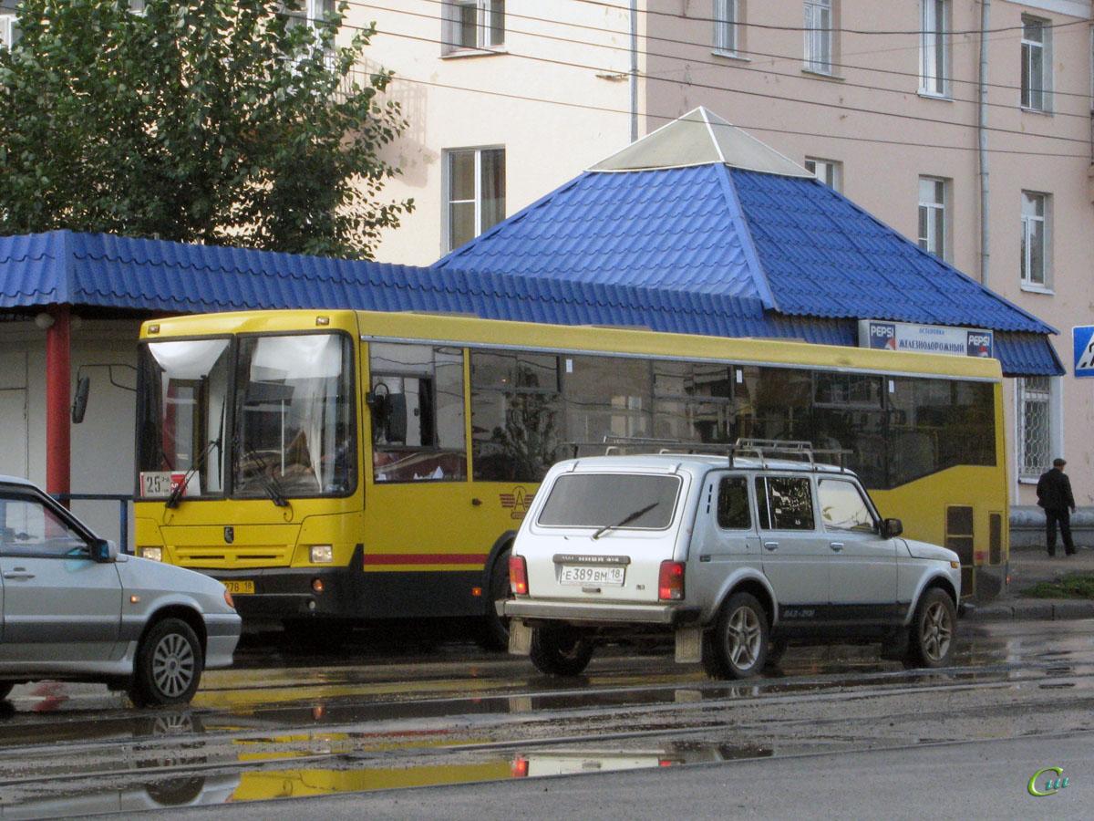 Ижевск. НефАЗ-5299-20-32 (5299CSV; 5299CSZ) на278
