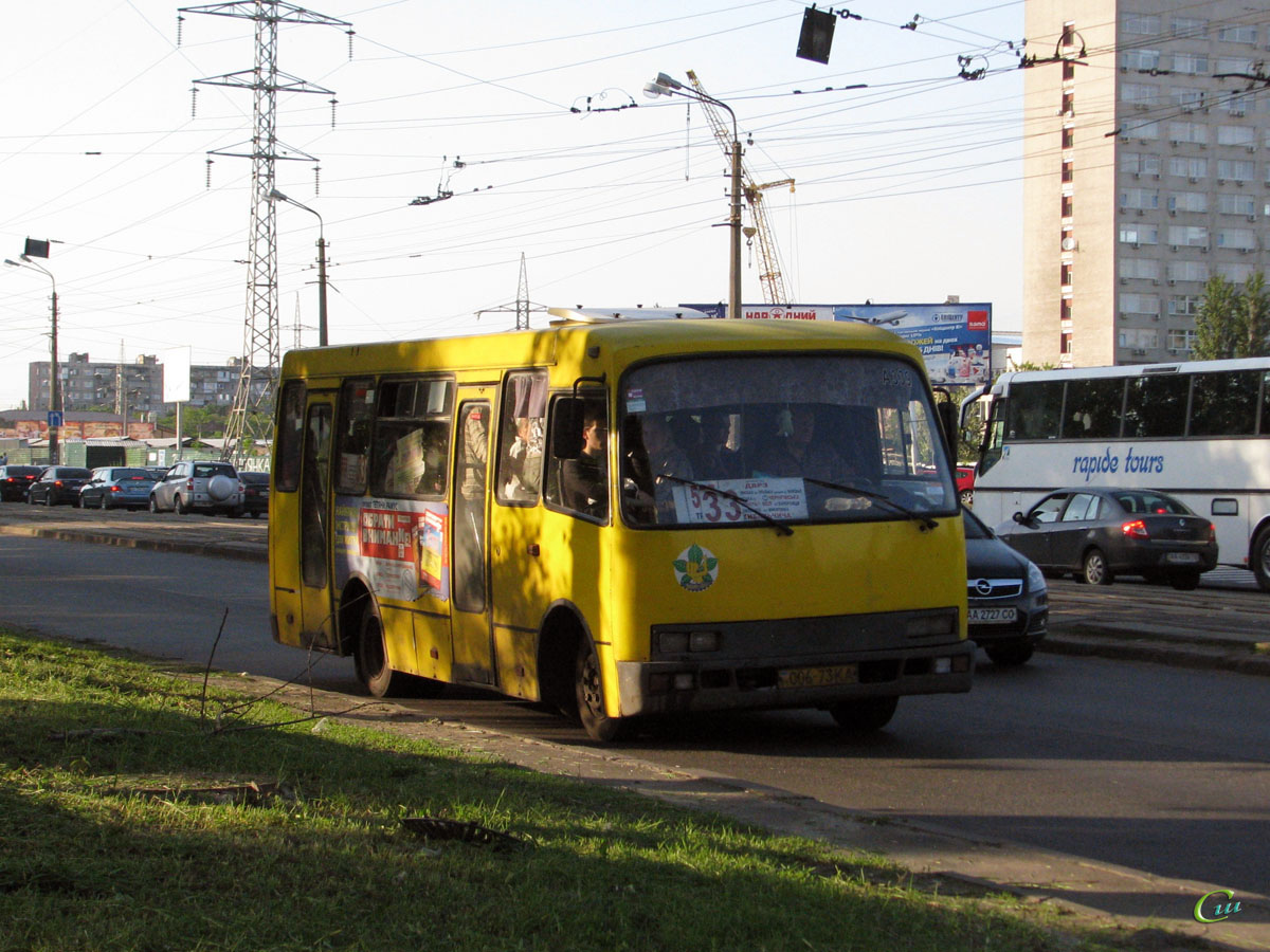 Киев. Богдан А091 006-73KA