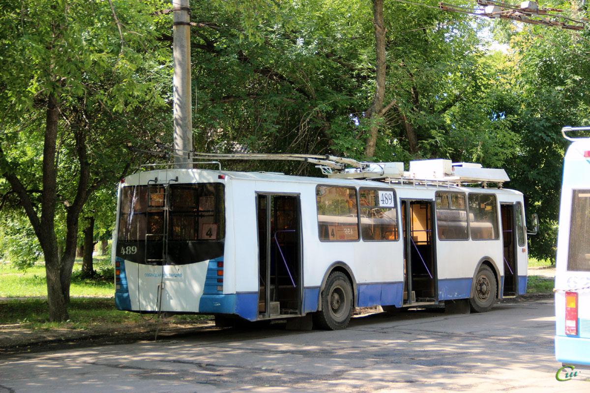 Киров. ЗиУ-682 КР Иваново №489