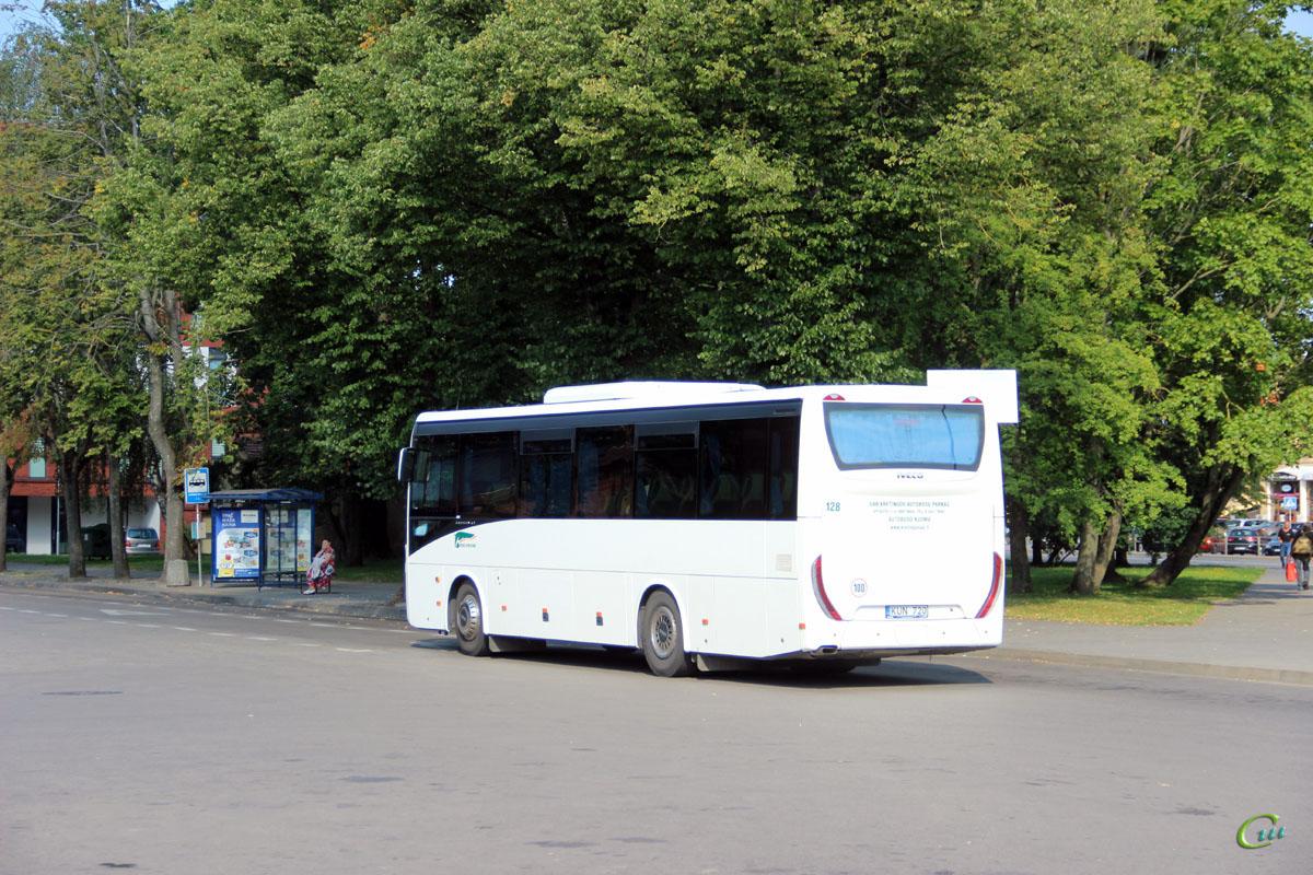 Клайпеда. IVECO Crossway PRO 10.8M KUN 720