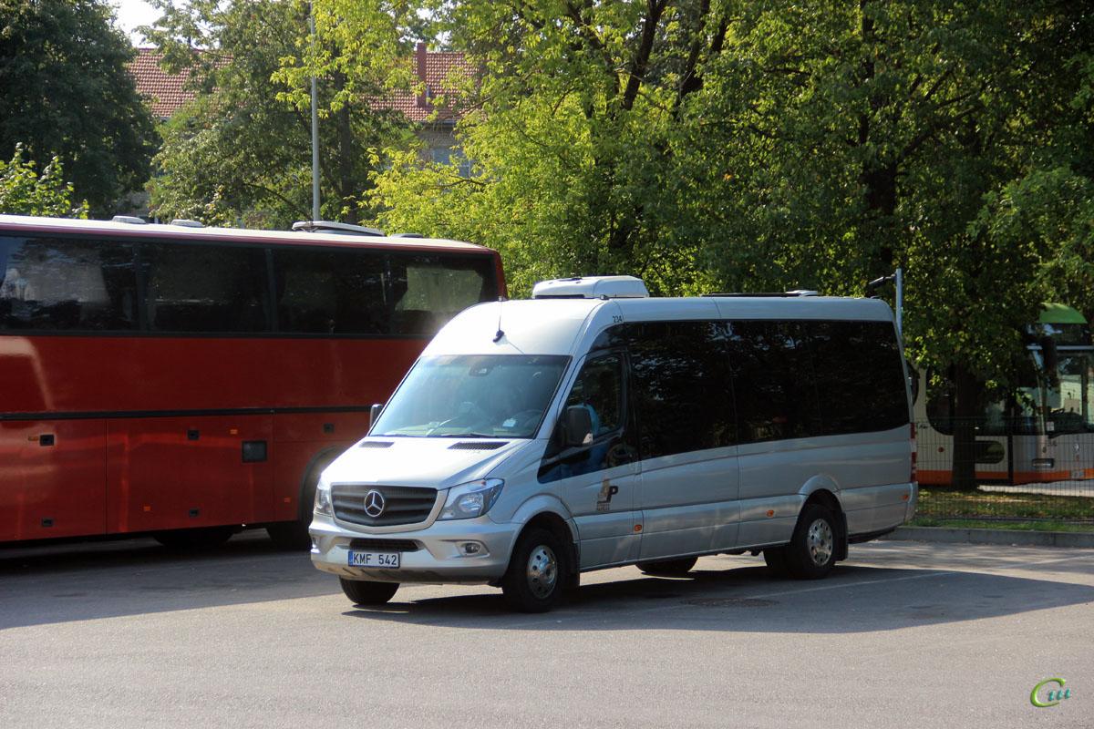 Клайпеда. Altas Tourline KMF 542