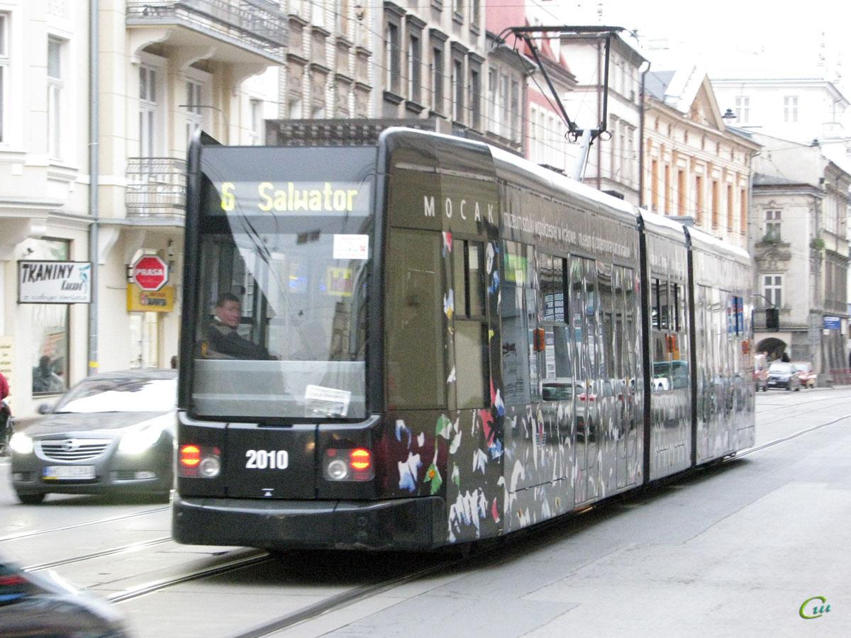 Краков. Bombardier NGT6 №2010