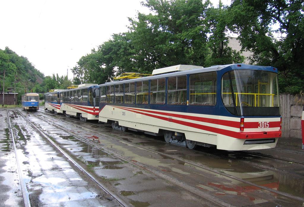 Донецк. К1 №3014, К1 №3015, К1 №3018