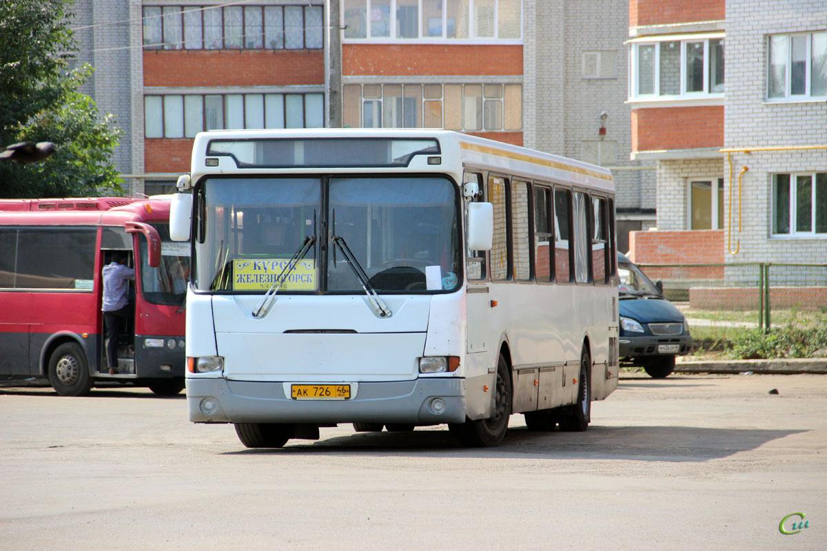 Курск. ЛиАЗ-5256.25-11 ак726, ГАЗель (все модификации) м436ор