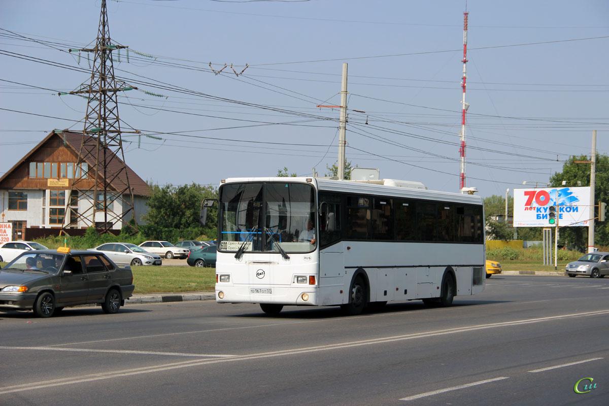 Курск. ГолАЗ-5256.34 о167от