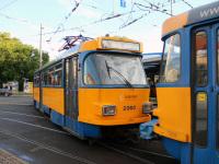 Лейпциг. Tatra T4D-M2 №2060