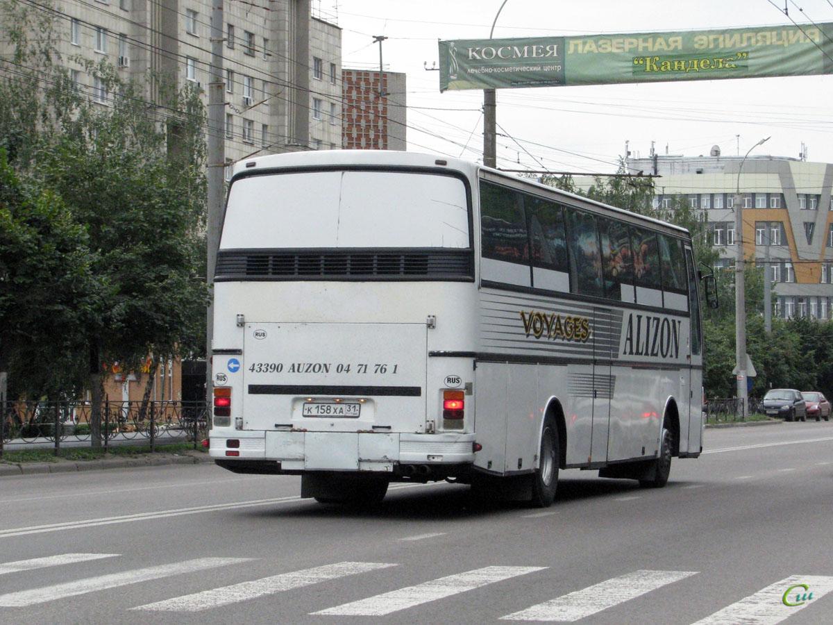 Липецк. Setra S215HD к158ха
