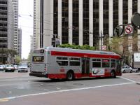 Сан-Франциско. New Flyer XDE40 1421209
