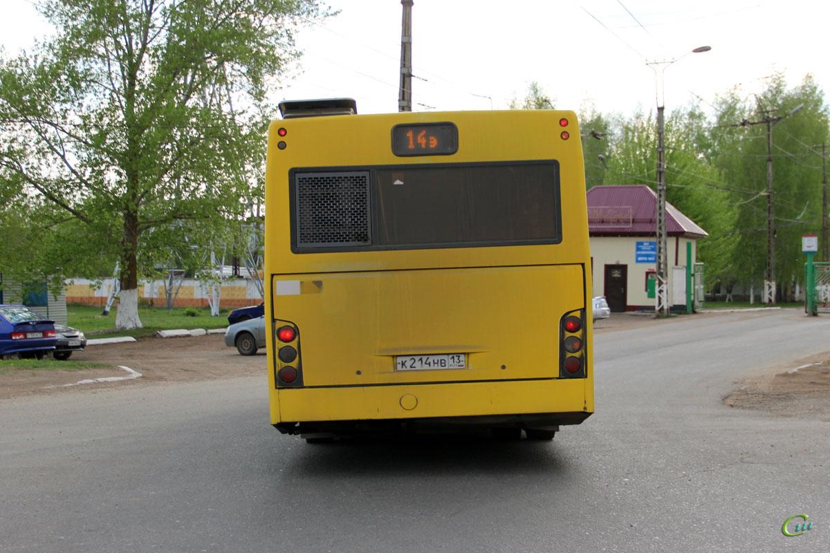 Саранск. МАЗ-103.469 к214нв