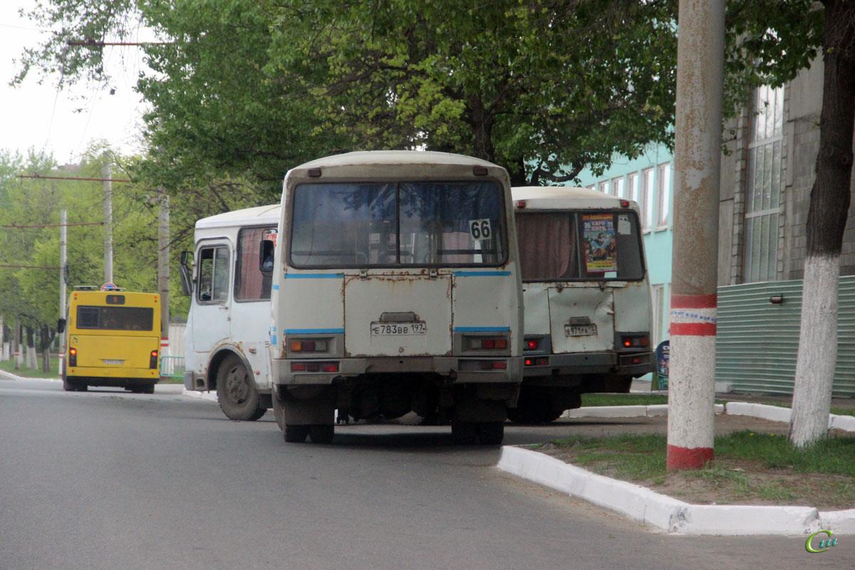 Саранск. ПАЗ-32054 е971ра, ПАЗ-32053 е783вв