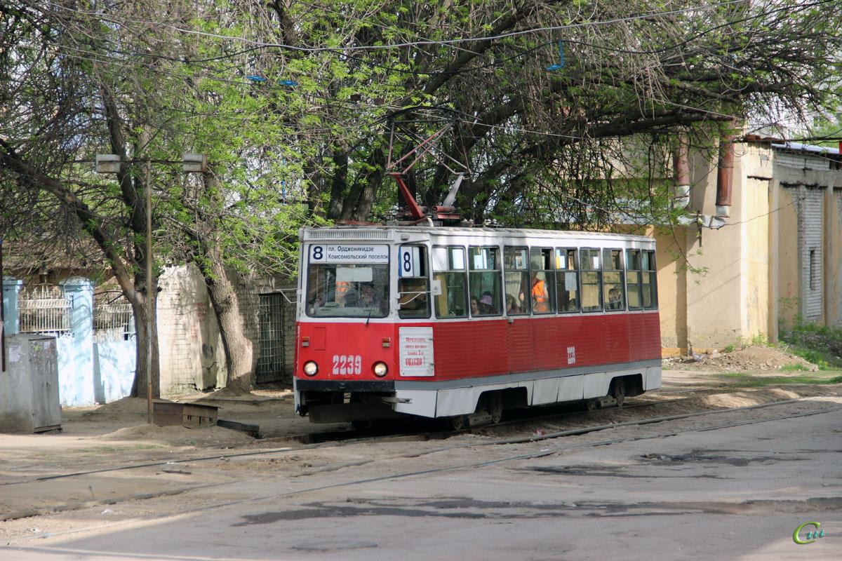 Саратов. 71-605 (КТМ-5) №2239