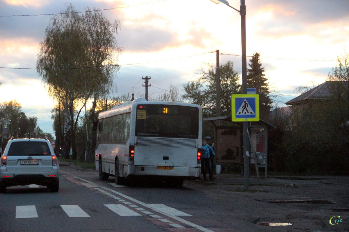 Раменское. Mercedes-Benz O345 Conecto H ес495