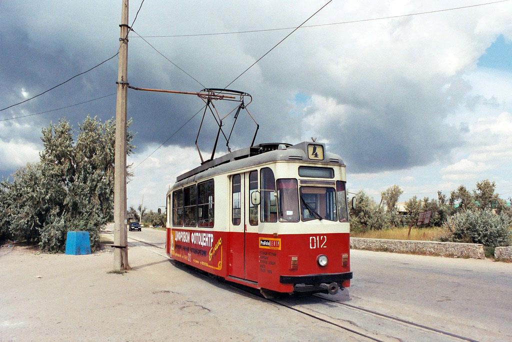 Евпатория. Gotha T57 №012