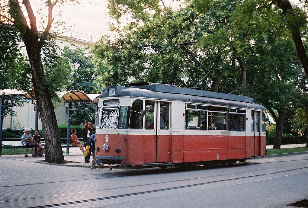 Евпатория. Gotha T57 №9
