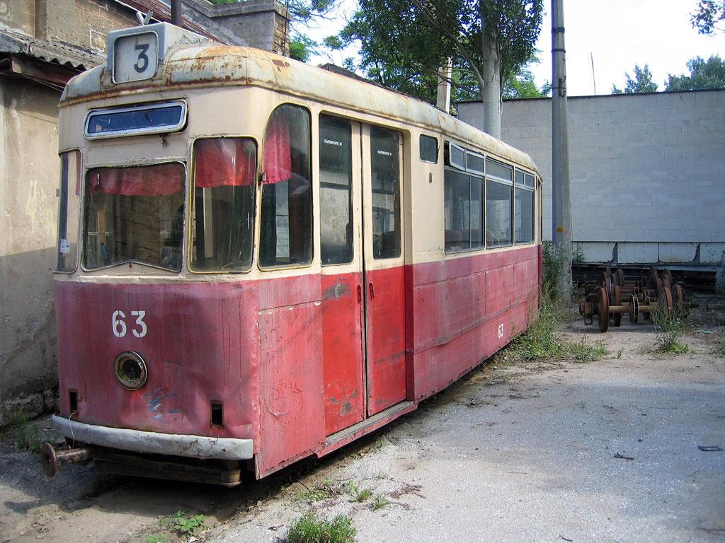 Евпатория. Gotha B57 №63
