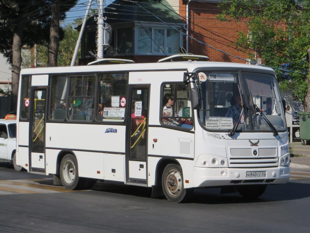 Анапа. ПАЗ-320402-05 н840сс