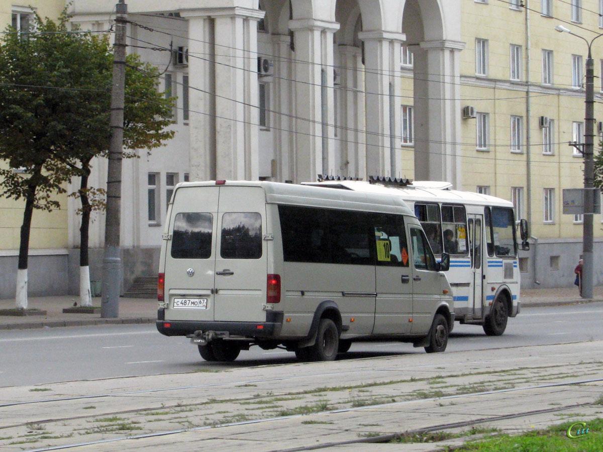 Смоленск. Volkswagen LT46 с487мо