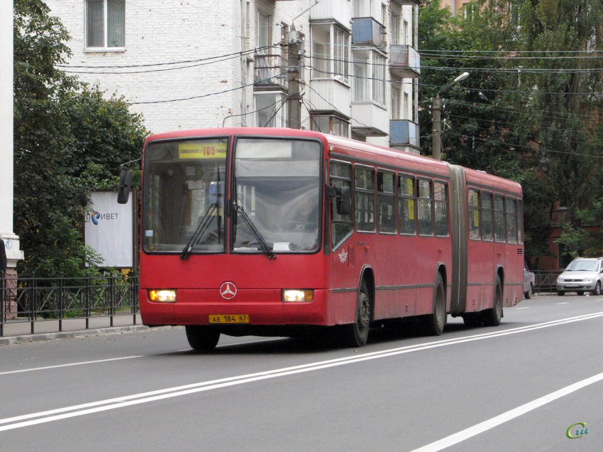 Смоленск. Mercedes-Benz O345G ае184