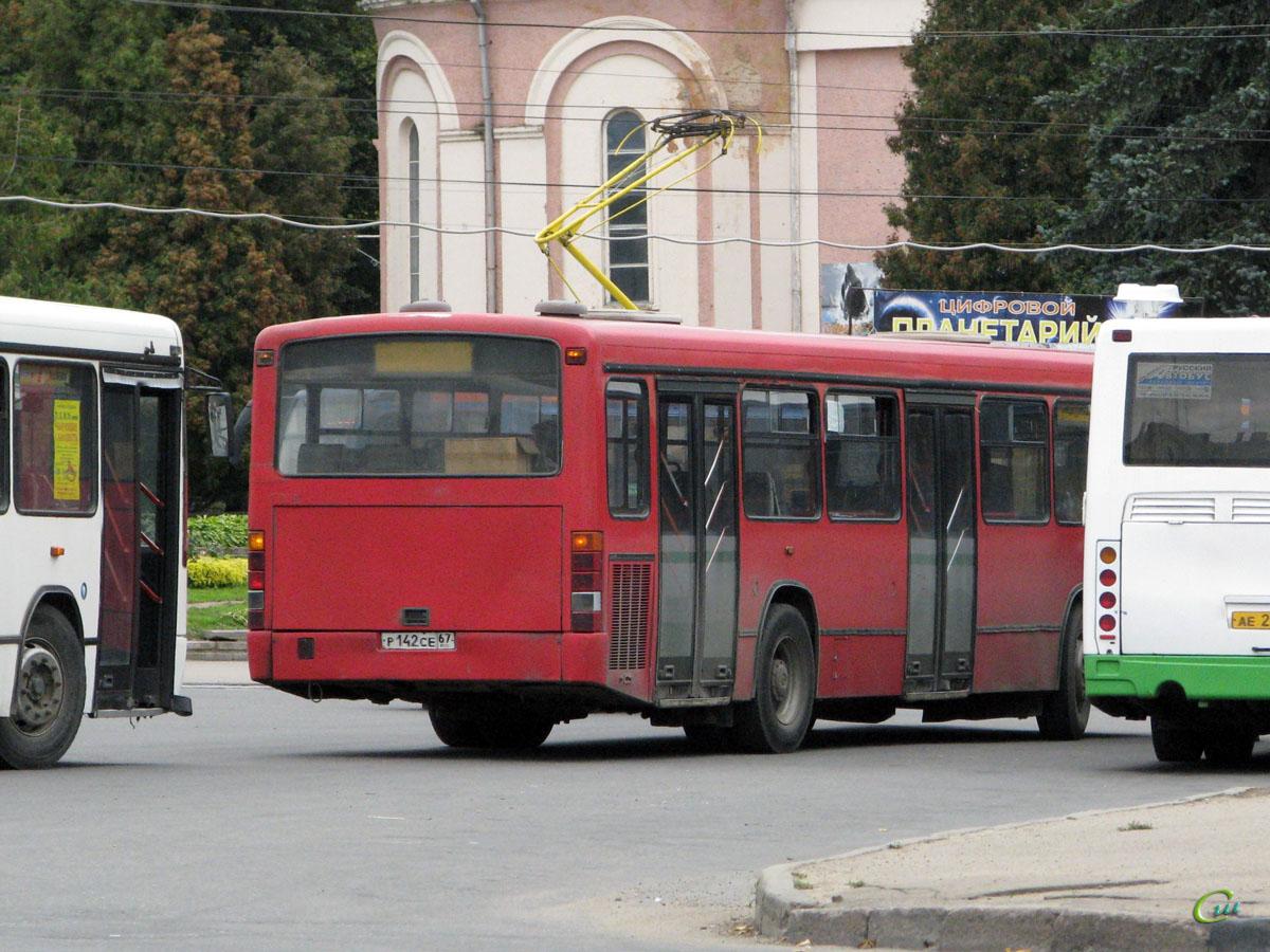 Смоленск. Mercedes-Benz O345 р142се