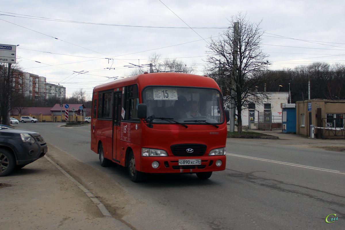 Ставрополь. Hyundai County SWB о890хс