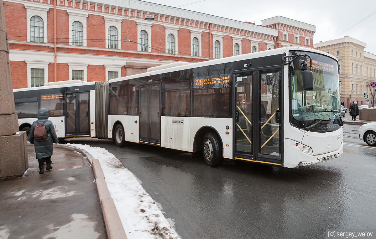Санкт-Петербург. Volgabus-6271.00 в557хк