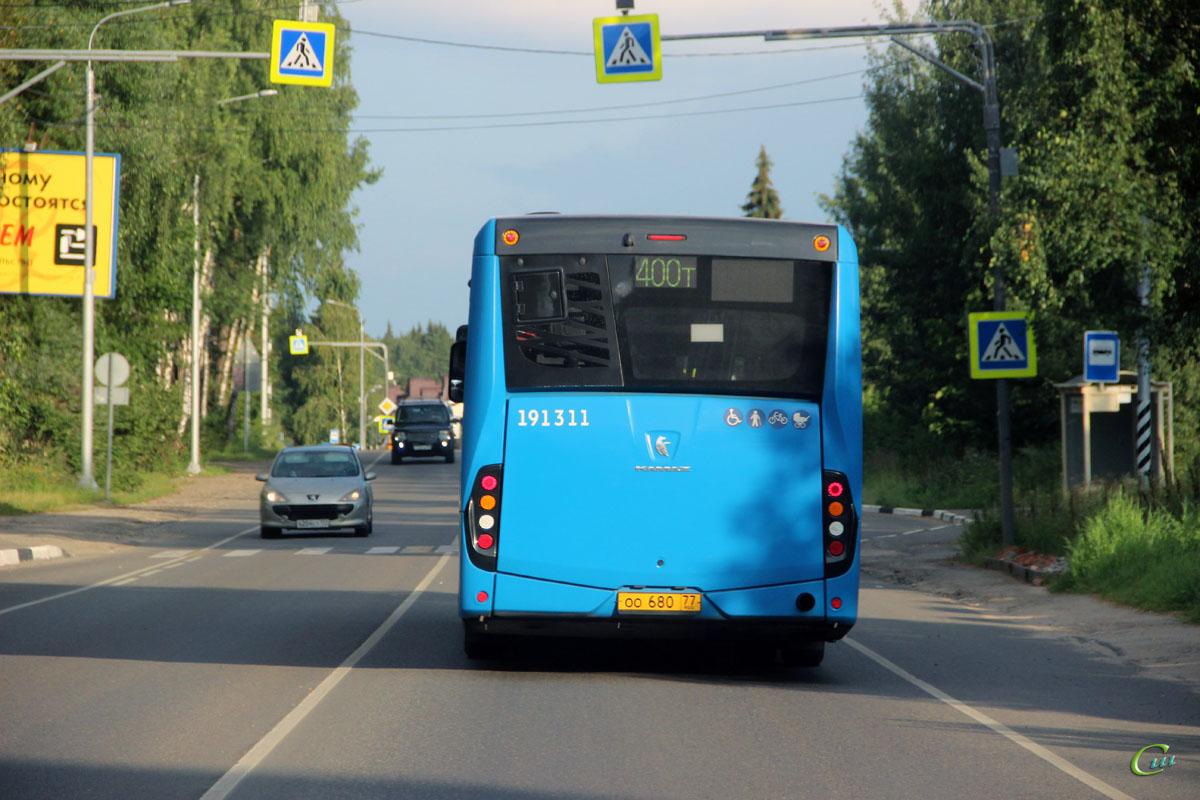 Москва. НефАЗ-5299-40-52 (5299JP) оо680