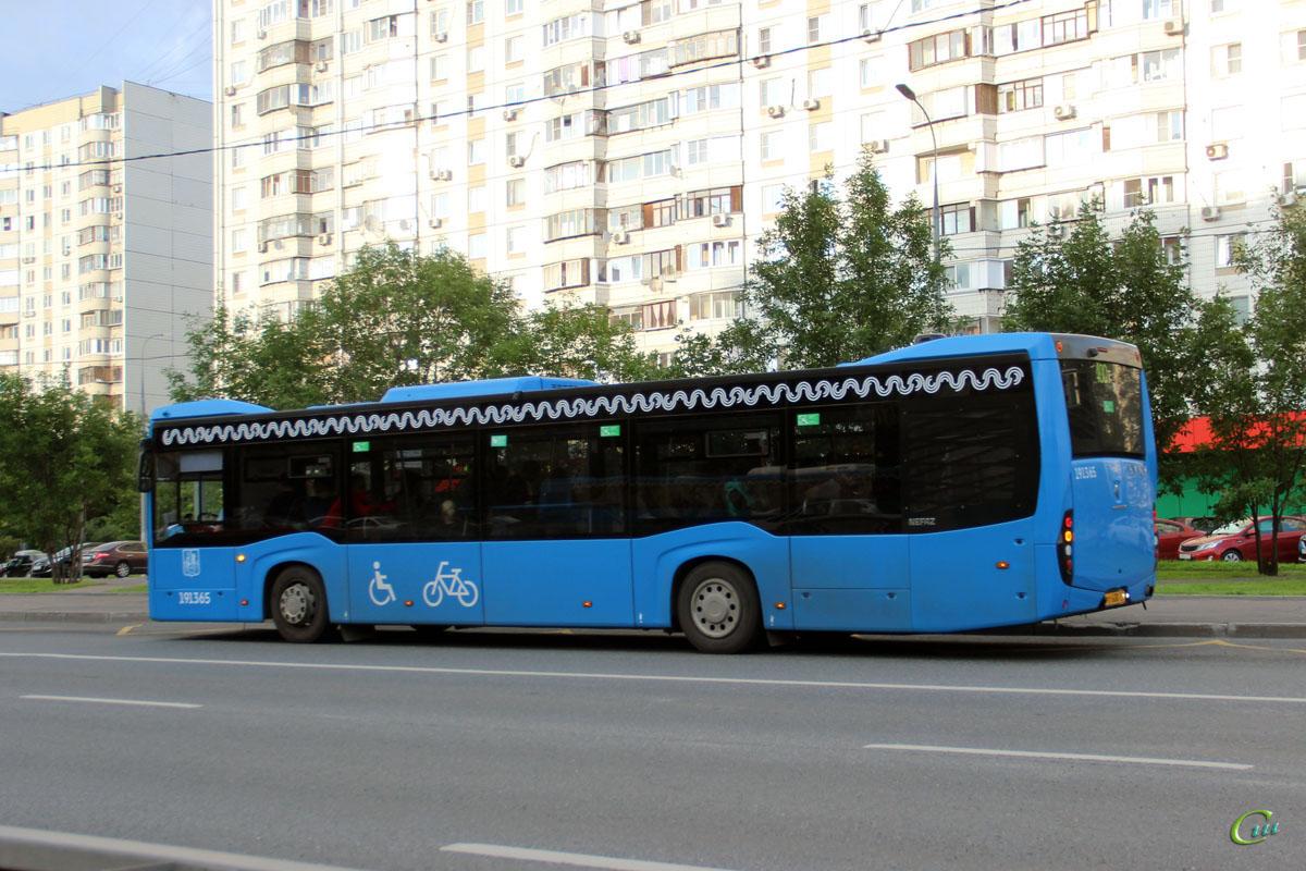 Москва. НефАЗ-5299-40-52 (5299JP) ро630