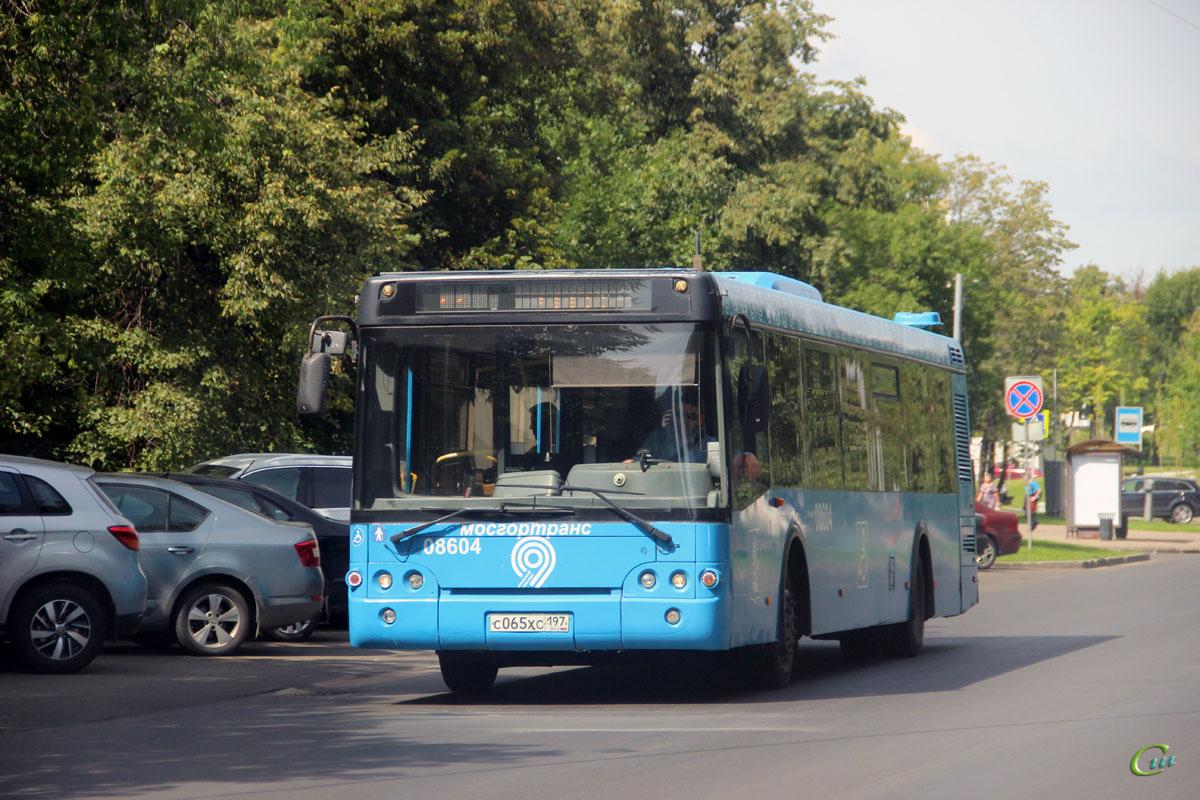 Москва. ЛиАЗ-5292.22 с065хс
